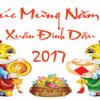 Chúc mừng năm mới – Xuân Đinh Dậu 2017