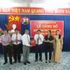 Lễ công bố quyết định thành lập Đảng bộ trường THPT Duy Tân