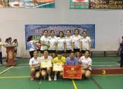 Chúc mừng tân vô địch bóng chuyền nữ
