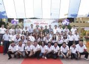 Hội khóa kỷ niệm 20 năm ngày ra trường của HS trường THPTBC Duy Tân